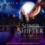 Her Dragon by  Alexa B. James audiobook