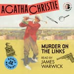 Murder on the Links by  Agatha Christie audiobook