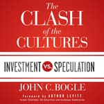 The Clash of the Cultures by  John C. Bogle audiobook