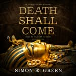 Death Shall Come by  Simon R. Green audiobook