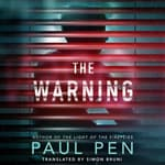 The Warning by  Paul Pen audiobook