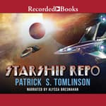 Starship Repo by  Patrick S. Tomlinson audiobook