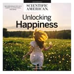 Unlocking Happiness by  Scientific American audiobook