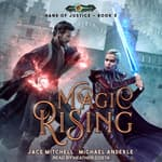 Magic Rising by  Jace Mitchell audiobook