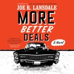 More Better Deals by  Joe R. Lansdale audiobook