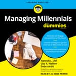 Managing Millennials For Dummies by  Hannah L. Ubl audiobook