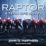 Raptor by  John G. Hartness audiobook
