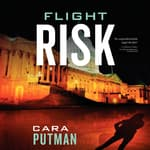 Flight Risk by  Cara Putman audiobook