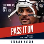 Pass It On by  Deshaun Watson audiobook