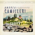 The Safety Net by  Andrea Camilleri audiobook
