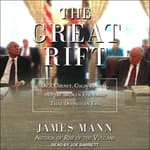 The Great Rift by  James Mann audiobook