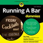 Running A Bar for Dummies by  Heather Dismore audiobook