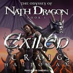 Exiled by  Craig Halloran audiobook