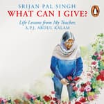 What Can I Give? by  Srijan Paul audiobook