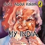 My India by  A. P. J. Abdul Kalam audiobook