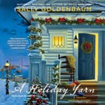A Holiday Yarn by  Sally Goldenbaum audiobook