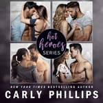 The Rosewood Bay Series by  Carly Phillips audiobook