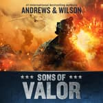 Sons of Valor by  Jeffrey Wilson audiobook