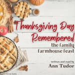 Thanksgiving Day Remembered by  Ann Tudor audiobook
