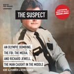 The Suspect by  Kent Alexander audiobook