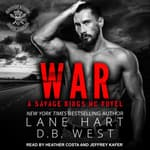 War by  D.B. West audiobook
