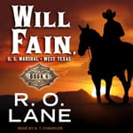 Will Fain, U.S. Marshal by  R.O. Lane audiobook