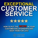 Exceptional Customer Service by  Fred Pryor Seminars audiobook