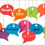 Simple Scripts for Problems at Work by  CareerTrack Publications audiobook