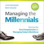 Managing the Millennials, 2nd Edition by  Mick Ukleja PhD audiobook
