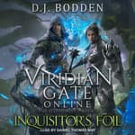 Viridian Gate Online by  D.J. Bodden audiobook