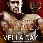 Passionate Flames by  Vella Day audiobook