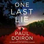 One Last Lie by  Paul Doiron audiobook
