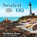 Sealed Off by  Barbara Ross audiobook