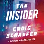 The Insider by  Craig Schaefer audiobook