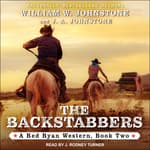 The Backstabbers by  J. A. Johnstone audiobook
