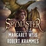 Spymaster by  Margaret Weiss audiobook