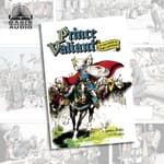 Prince Valiant in the Days of King Arthur by  Harold Foster audiobook