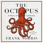 The Octopus by  Frank Norris audiobook