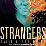 Strangers by  David A. Robertson audiobook