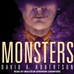 Monsters by  David A. Robertson audiobook