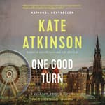 One Good Turn by  Kate Atkinson audiobook
