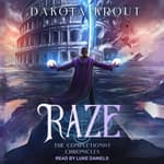 Raze by  Dakota Krout audiobook