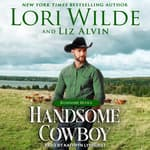 Handsome Cowboy by  Liz Alvin audiobook