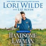 Handsome Lawman by  Liz Alvin audiobook