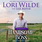 Handsome Boss by  Liz Alvin audiobook