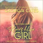 Neighbor Girl by  Georgia Cates audiobook