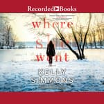 Where She Went by  Kelly Simmons audiobook