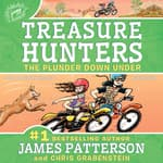 Treasure Hunters: The Plunder Down Under by  Chris Grabenstein audiobook