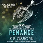Penance by  K E Osborn audiobook