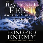 Honored Enemy by  William R. Forstchen audiobook